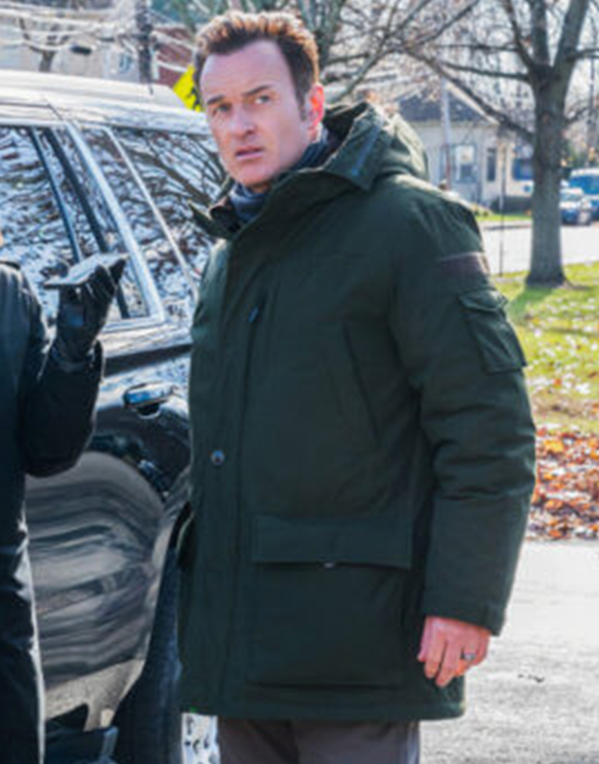 FBI Most Wanted S03 Julian McMahon Jacket