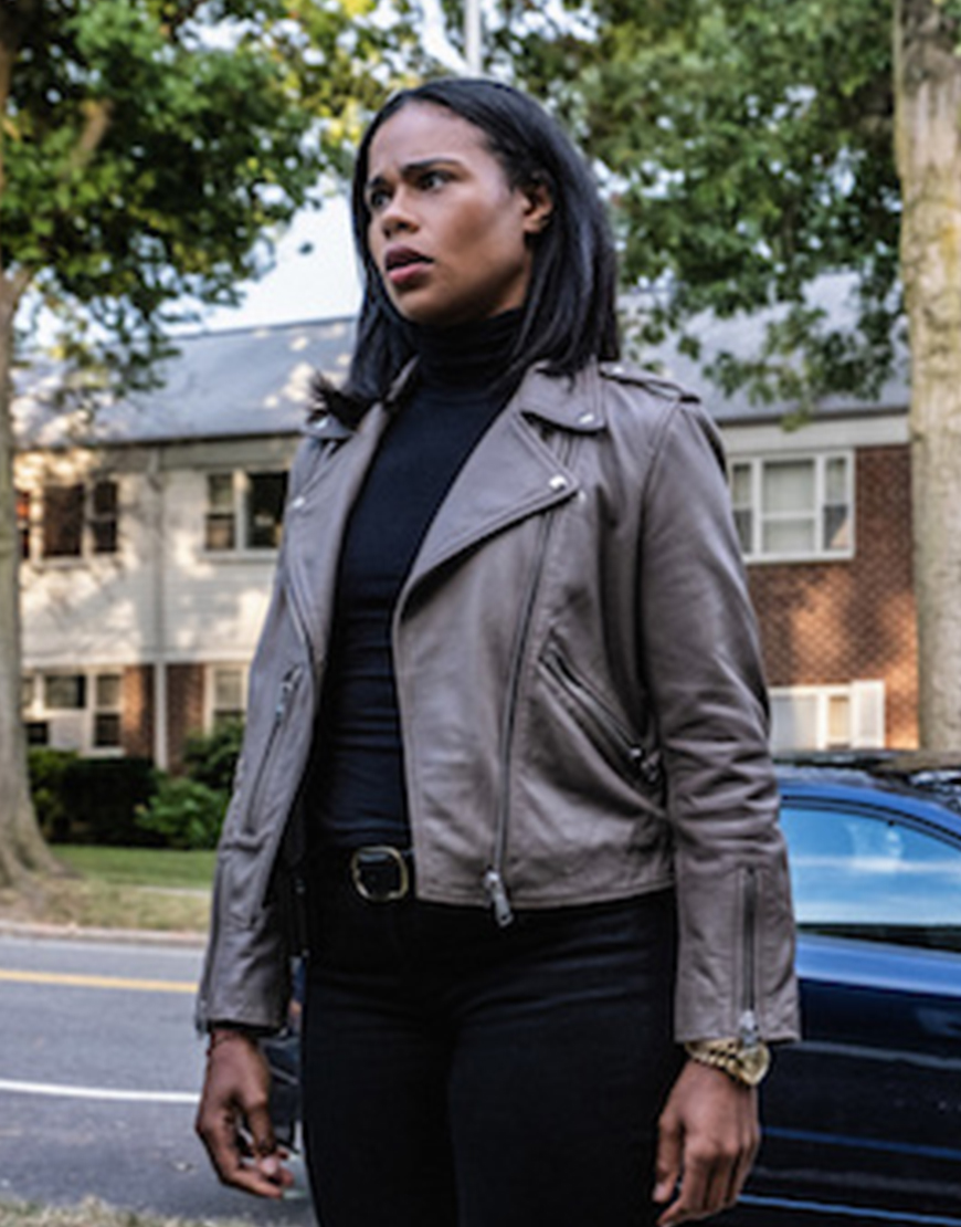 FBI Most Wanted S03 Roxy Sternberg Leather Jacket