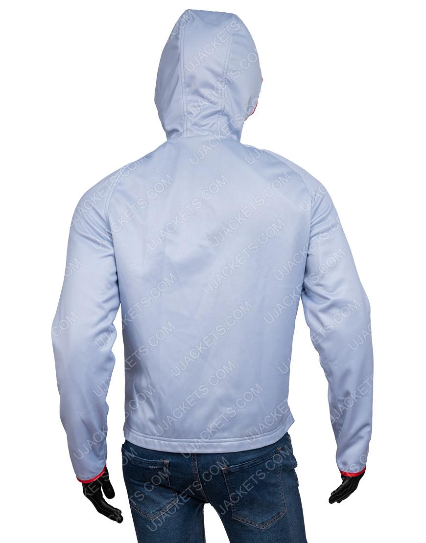 Jamie Tartt Ted Lasso S02 Phil Dunster Hooded Track Jacket