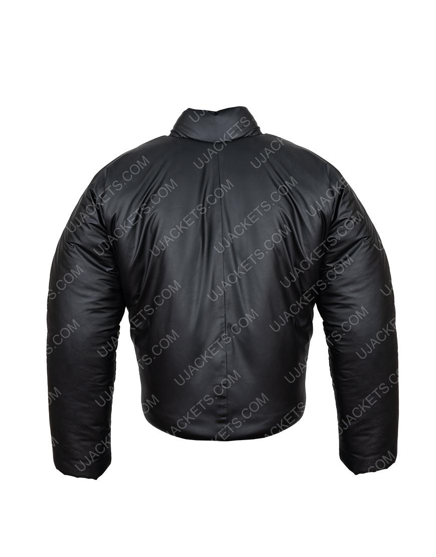 Kanye West Y Black Round Jacket