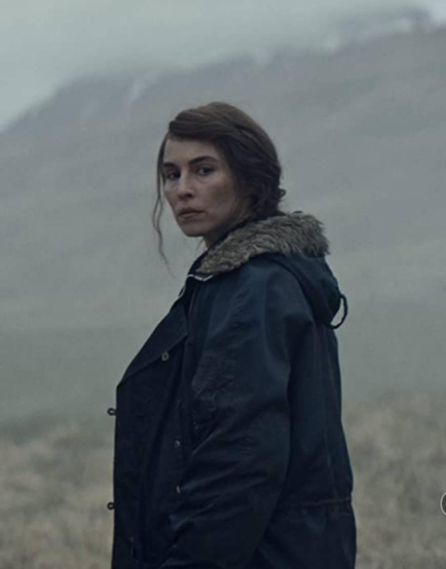 Lamb 2021 Noomi Rapace Hooded Jacket