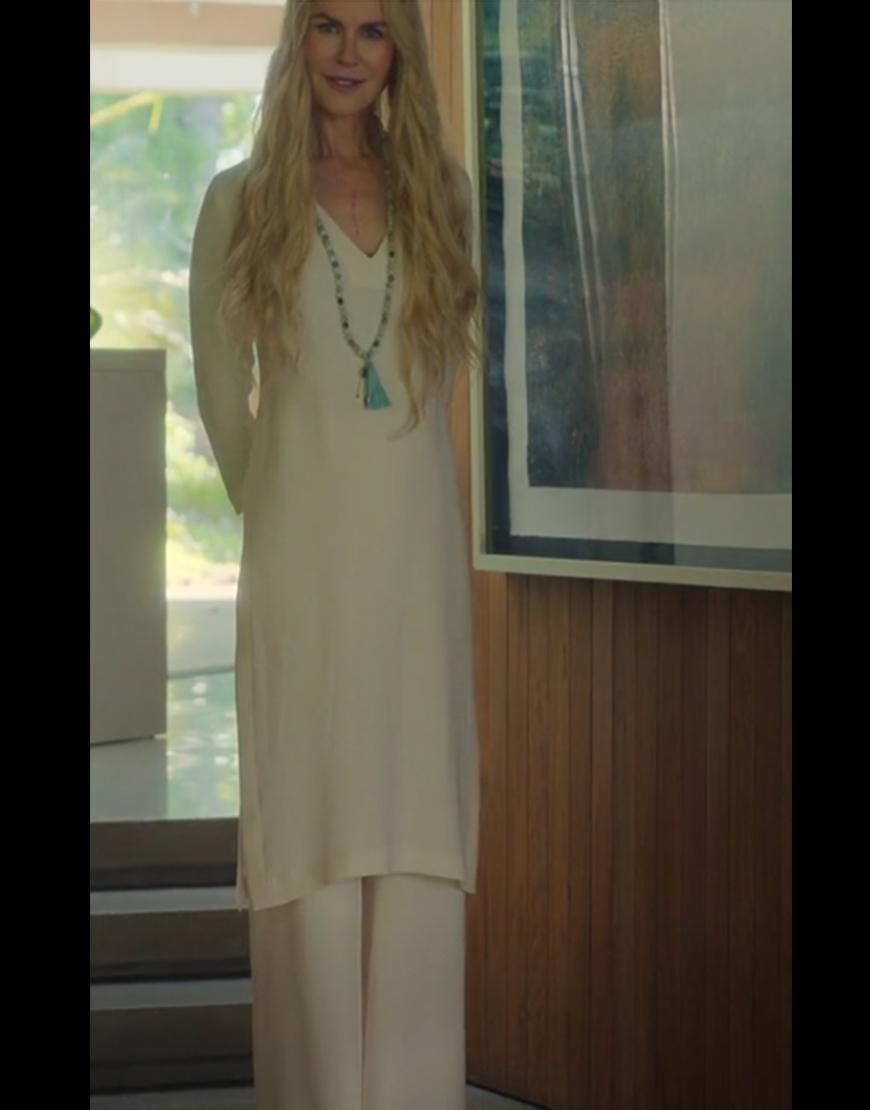 Masha Dmitrichenko Nine Perfect Strangers 2021 Nicole Kidman Dress