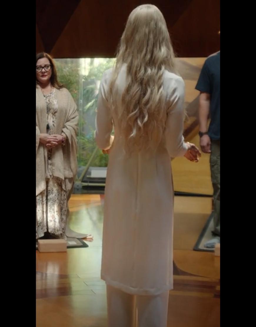 Masha Dmitrichenko TV-Series Nine Perfect Strangers 2021 Nicole Kidman Dress