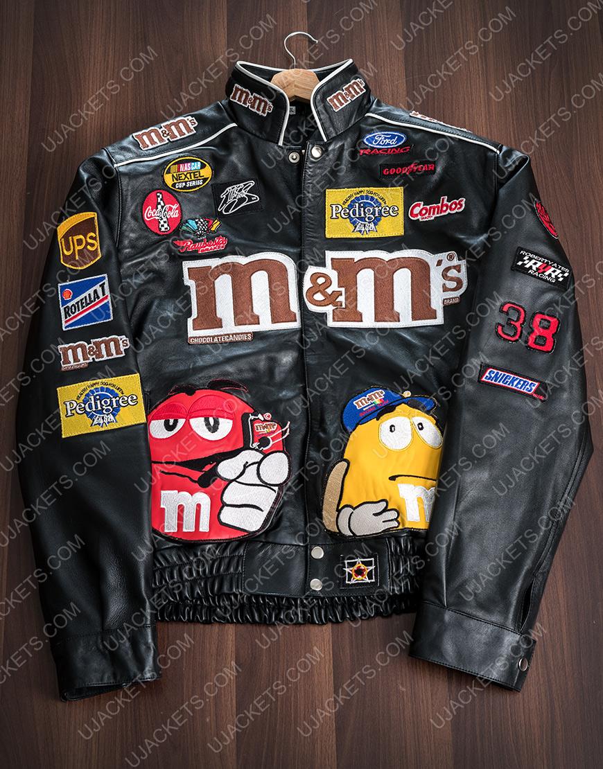 M&ms Bomber Jacket