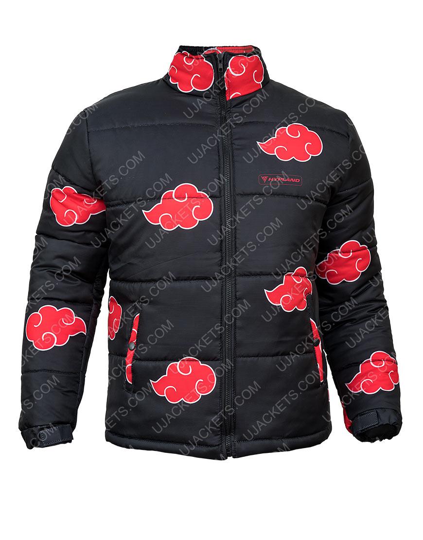 Naruto Akatsuki Printed Jacket