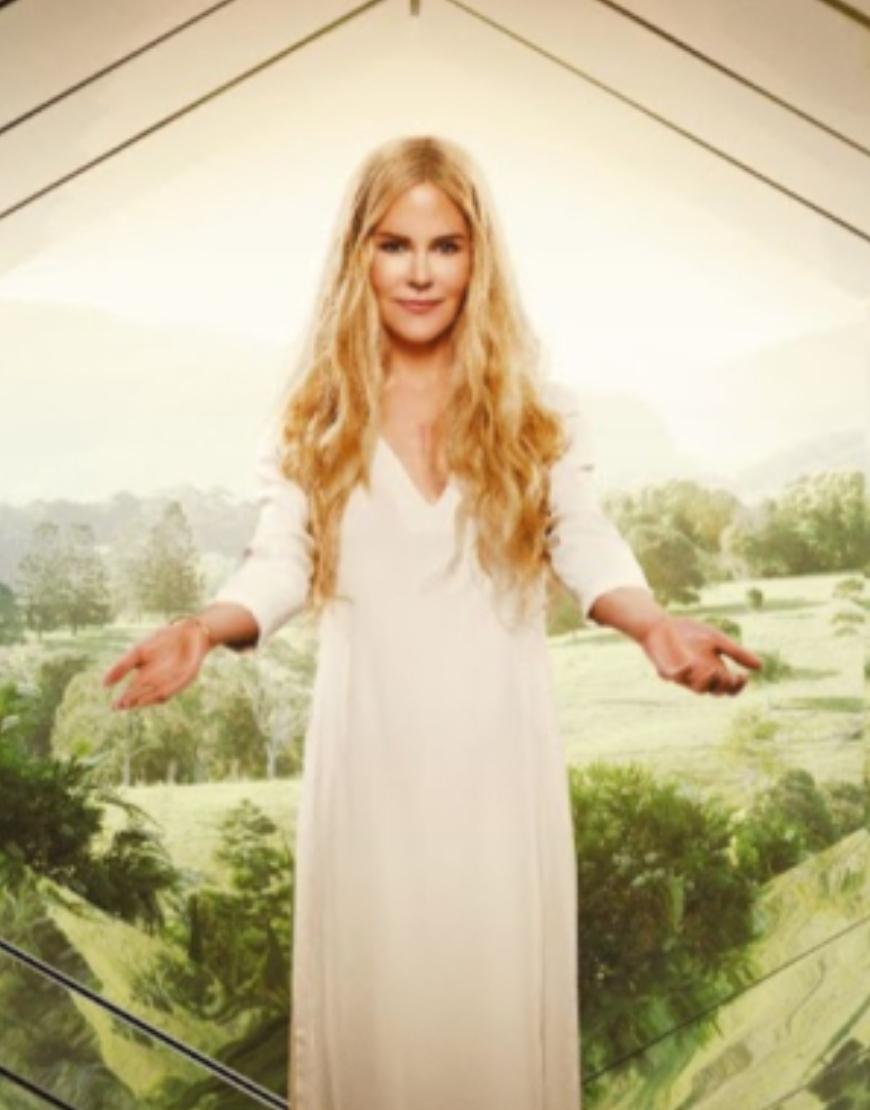 Nine Perfect Strangers 2021 Nicole Kidman Dress