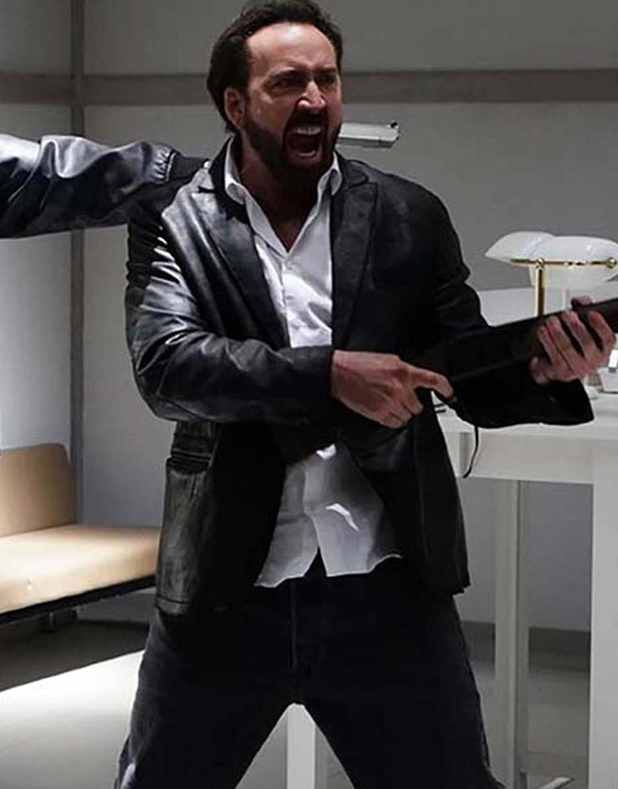 Prisoners Of The Ghostland 2021 Nicolas Cage Blazer Jacket
