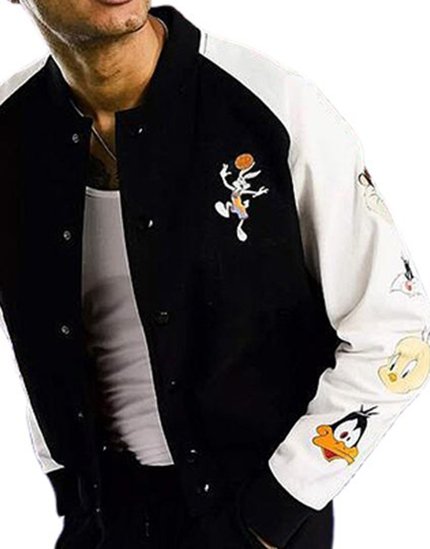 Space Jam A New Legacy Bomber Jacket