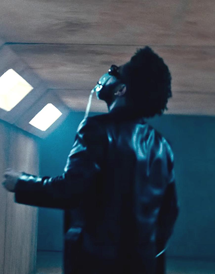 Take My Breath 2021 The Weeknd Black Coat