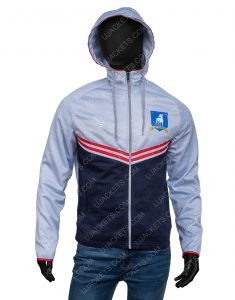 Ted Lasso S02 Phil Dunster Hooded Jacket