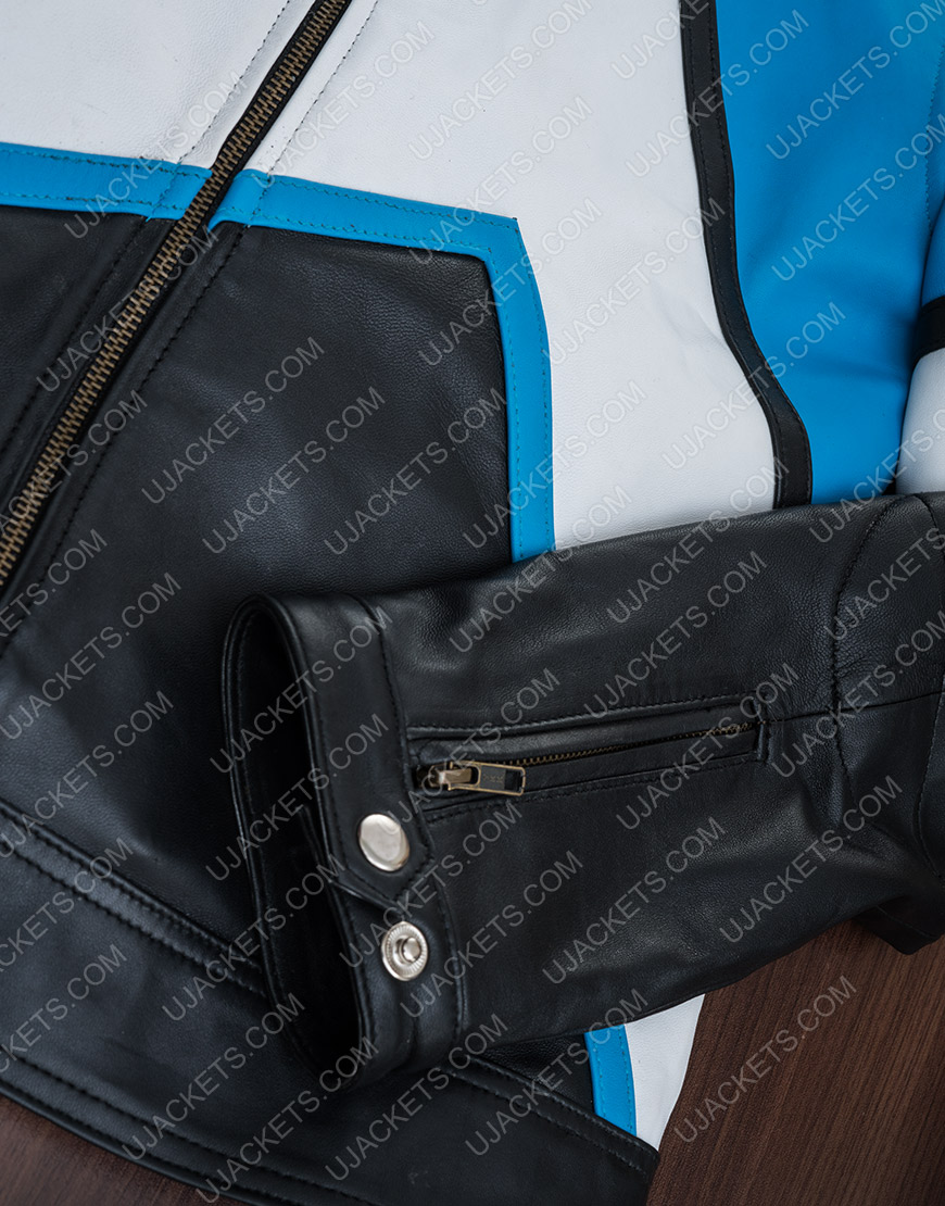 The Girl With The Dragon Tattoo Lisbeth Salander Leather Biker Jacket