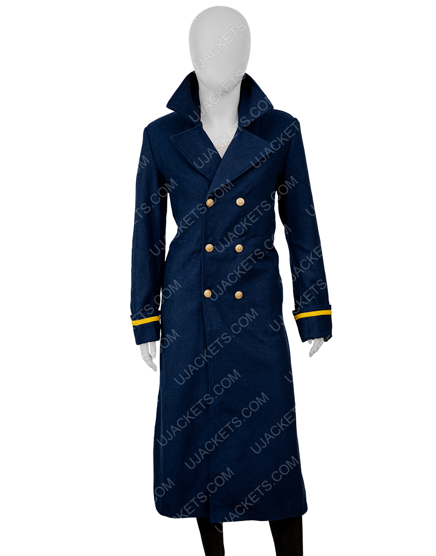 The Harder They Fall 2021 Regina King Coat For Women