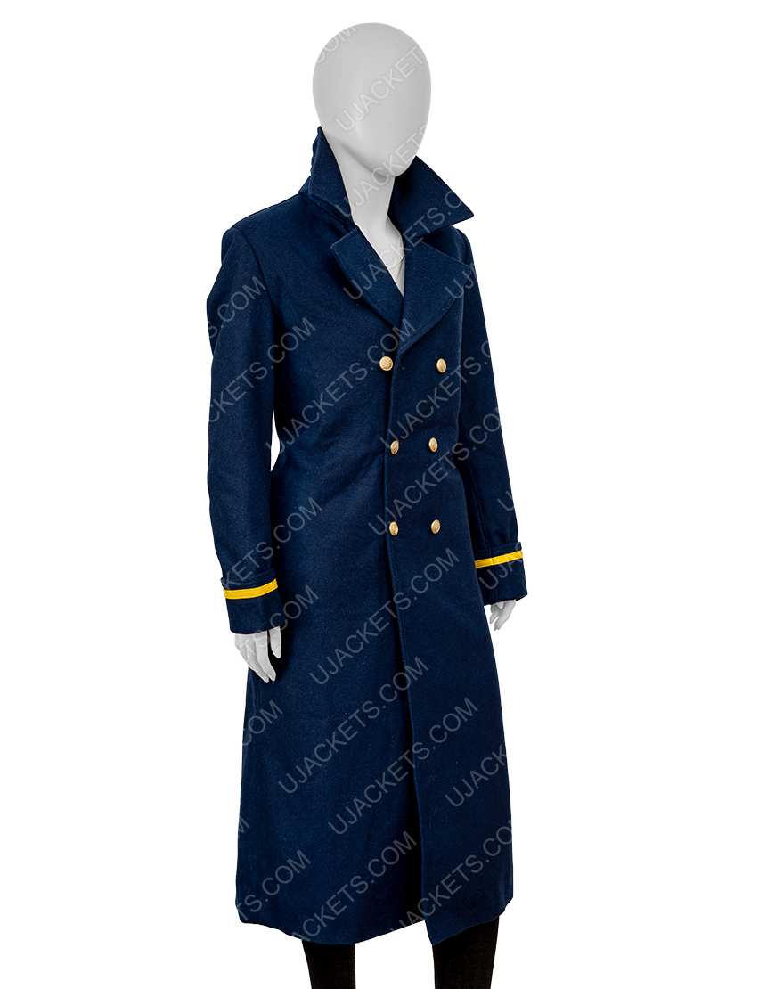 The Harder They Fall Regina King Coat For Women