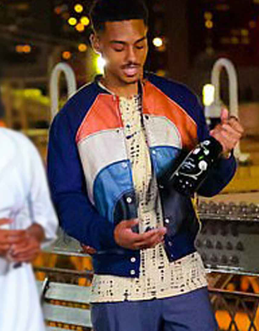 The Perfect Find 2021 Keith Powers Tri-Color Jacket