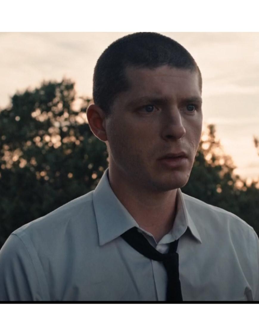 Alex Echoes Of Violence 2021 Heston Horwin Shirt & Tie
