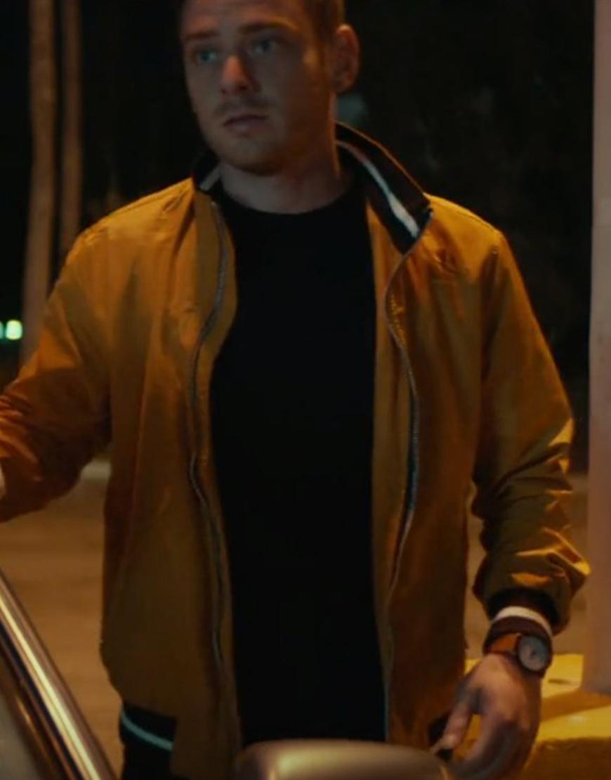 Baby Money 2021 Michael Drayer Yellow Jacket