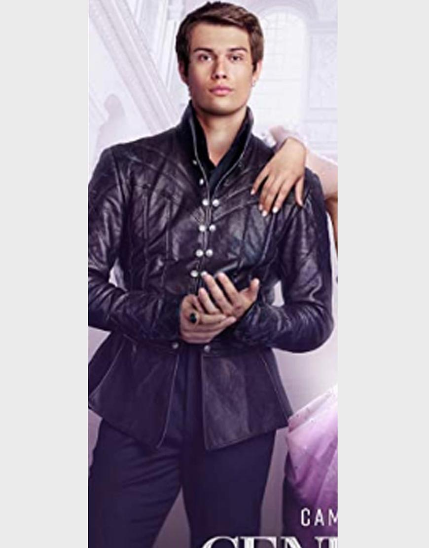 Cinderella 2021 Nicholas Galitzine Jacket