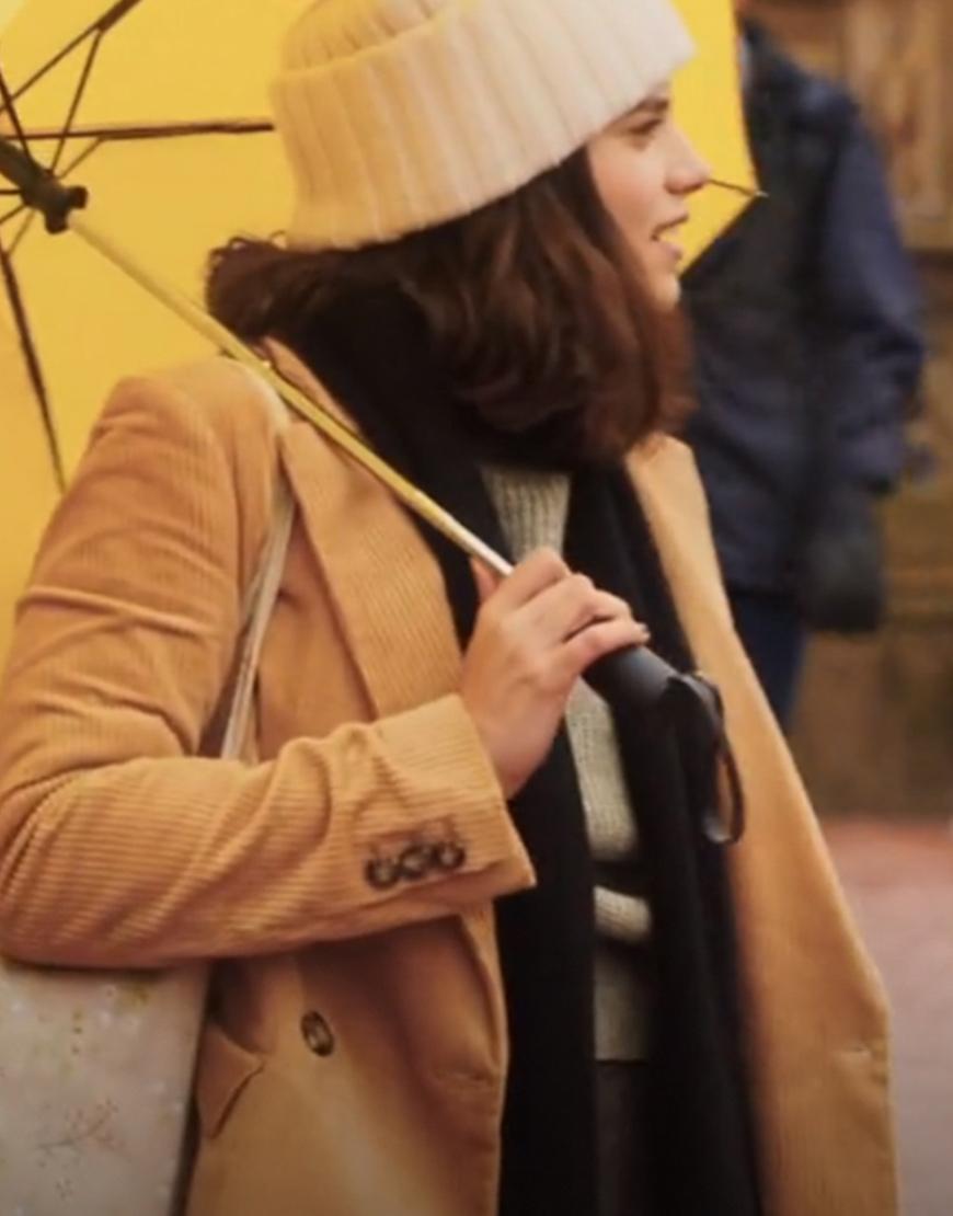 Dating & New York 2021 Francesca Reale Blazer Jacket