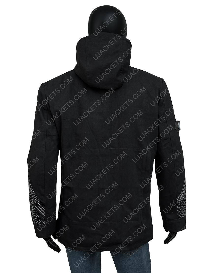 Destiny 2 Vault of Glass Black Hooded Jacket