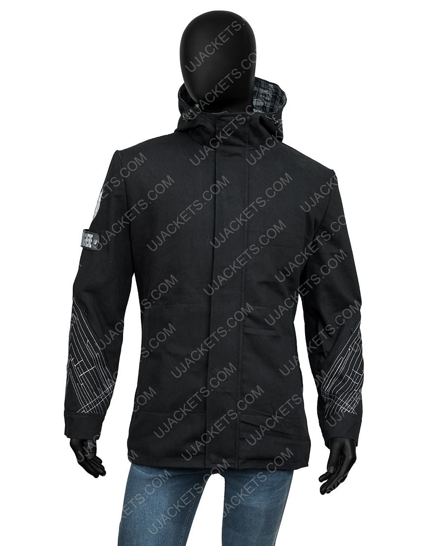 Destiny 2 Vault of Glass Black Jacket