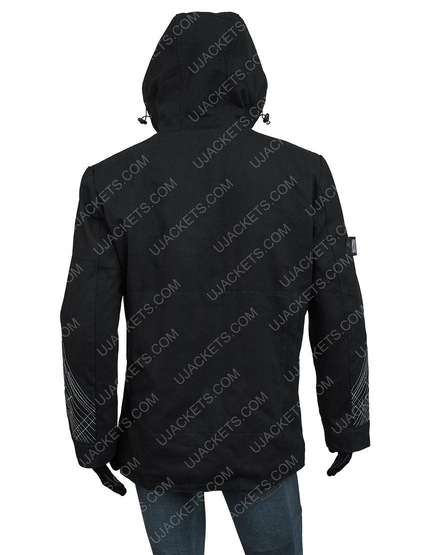 Destiny 2 Vault of Glass Jacket With Hood