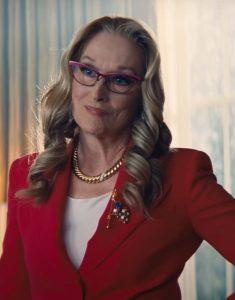 Don't Look Up 2021 Meryl Streep Blazer
