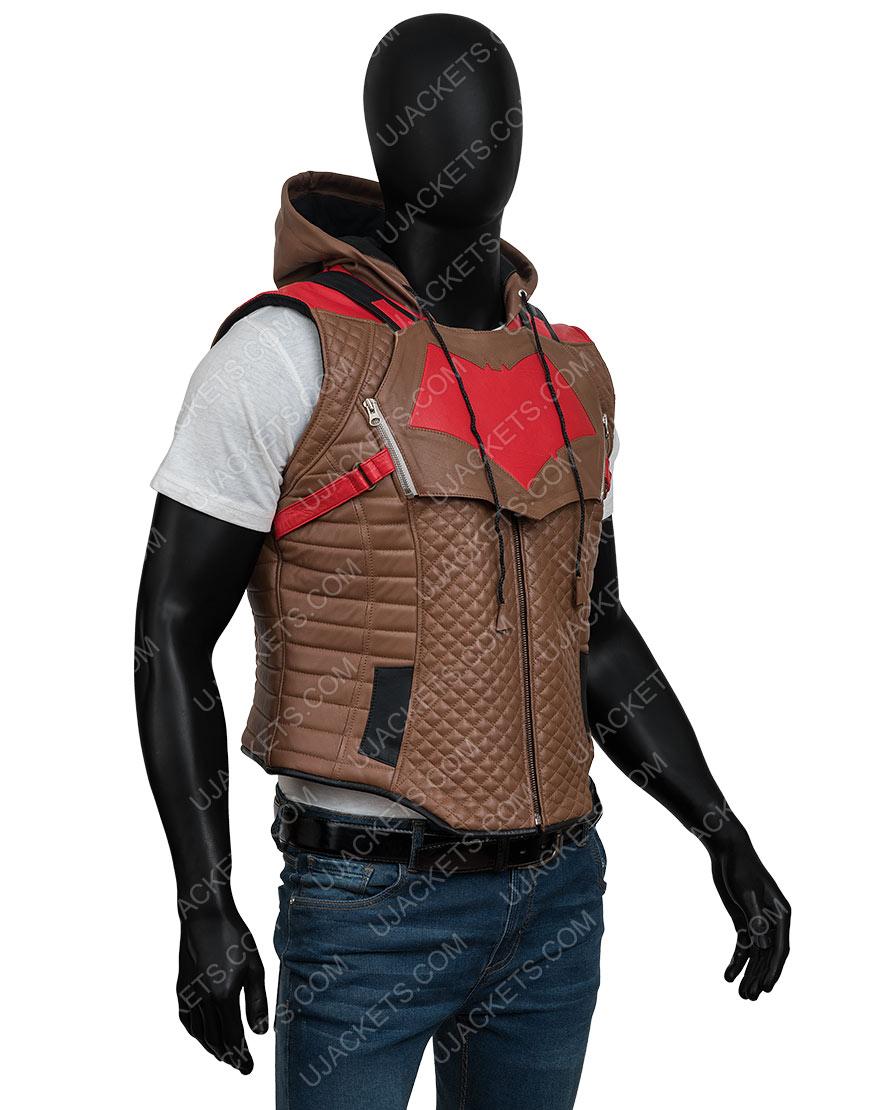 Gotham Knights Hood Vest