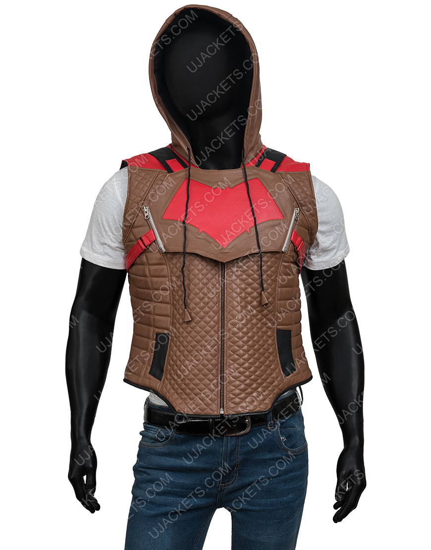 Gotham Knights Red Hood Vest