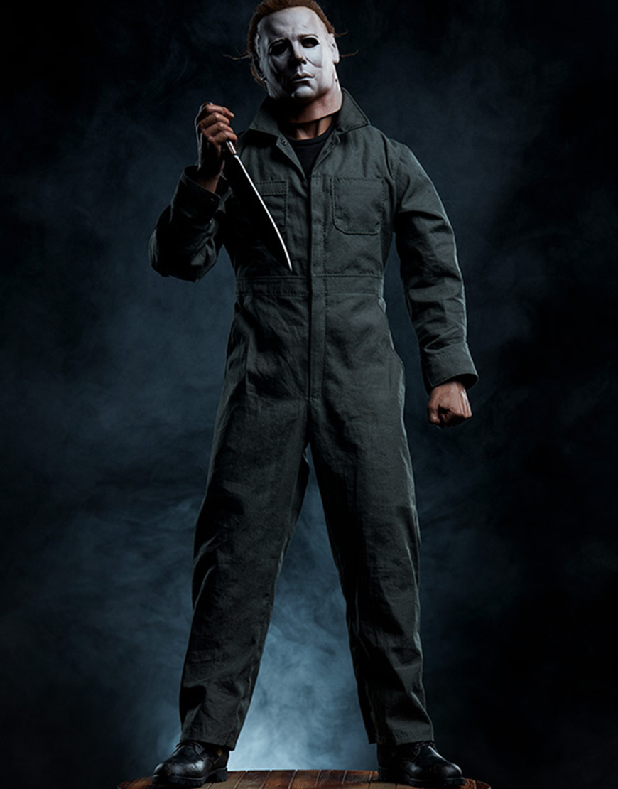 Halloween Kills 2021 James Jude Courtney Jumpsuit