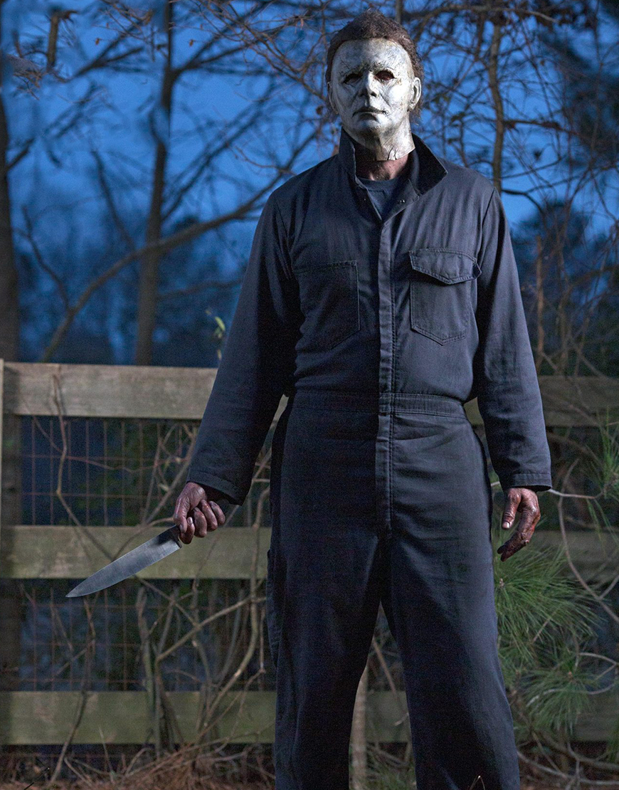 Halloween Kills James Jude Courtney Jumpsuit