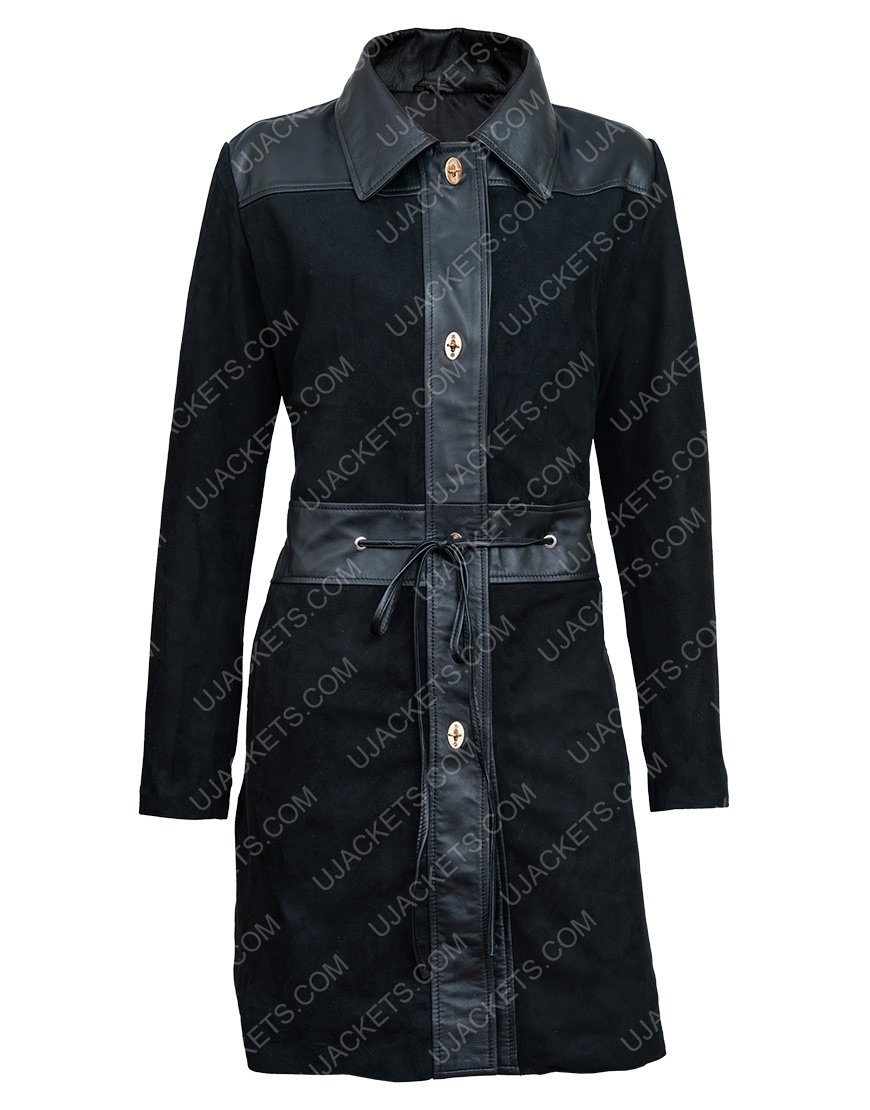 How To Get Away With Murder S06 Viola Davis Black Coat