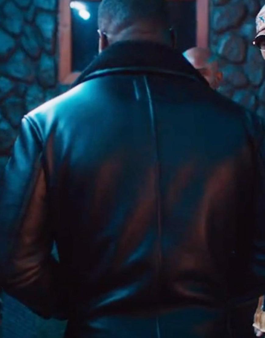 Johnson 2021 Omar Johnson Leather Jacket