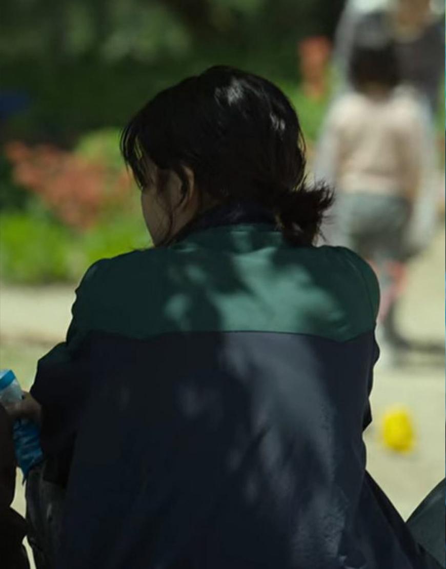 Kang Sae-byeok TV-Series Squid Game 2021 Hoyeon Jung 067 Jacket