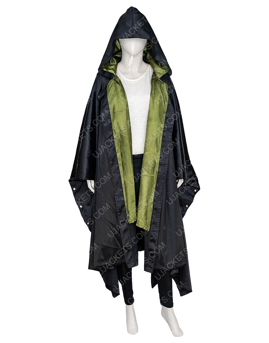 Lady Loki 2021 Sophia Di Martino Trench Coat