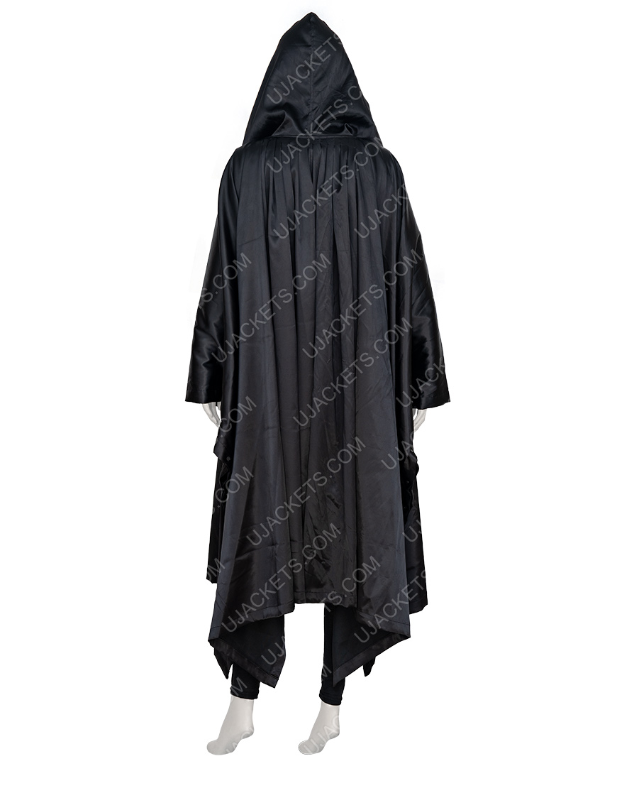Lady Loki 2021 Sophia Di Martino Wool Blend Coat