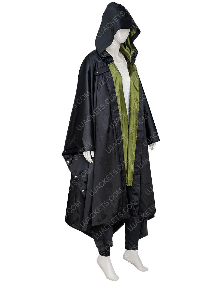 Lady Loki Sophia Di Martino Coat