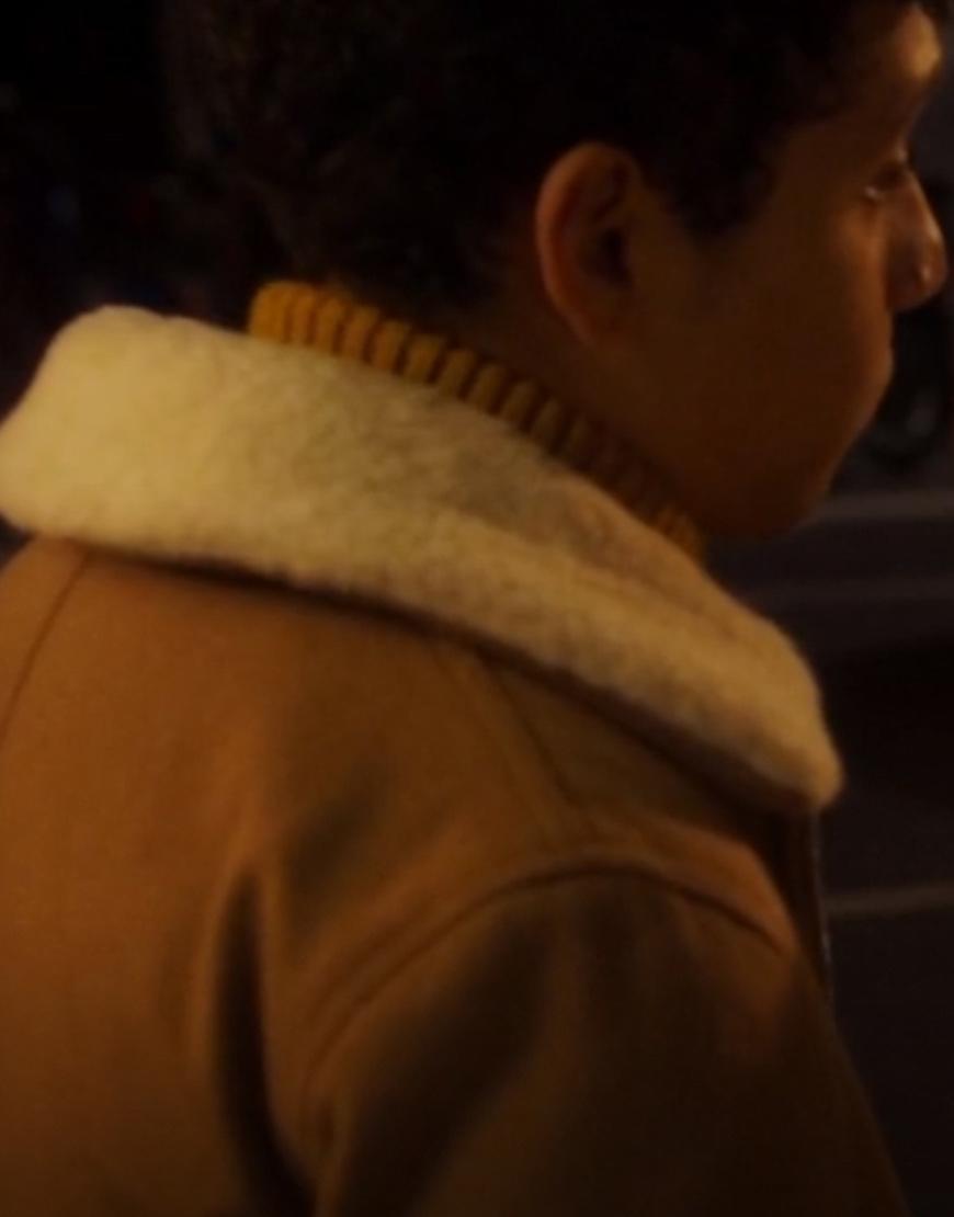 Milo Dating & New York 2021 Jaboukie Young-White Jacket
