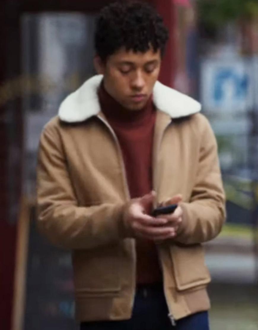 Milo Film Dating & New York 2021 Jaboukie Young-White Jacket