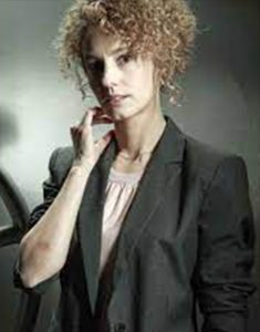 Money Heist S05 Esther Acebo Grey Blazer