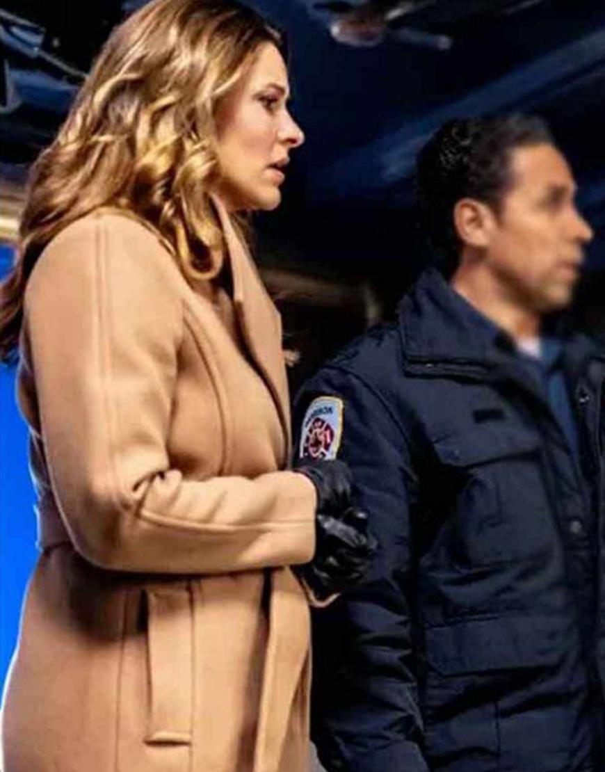 Mystery 101 Killer Timing 2021 Jill Wagner Trench Coat