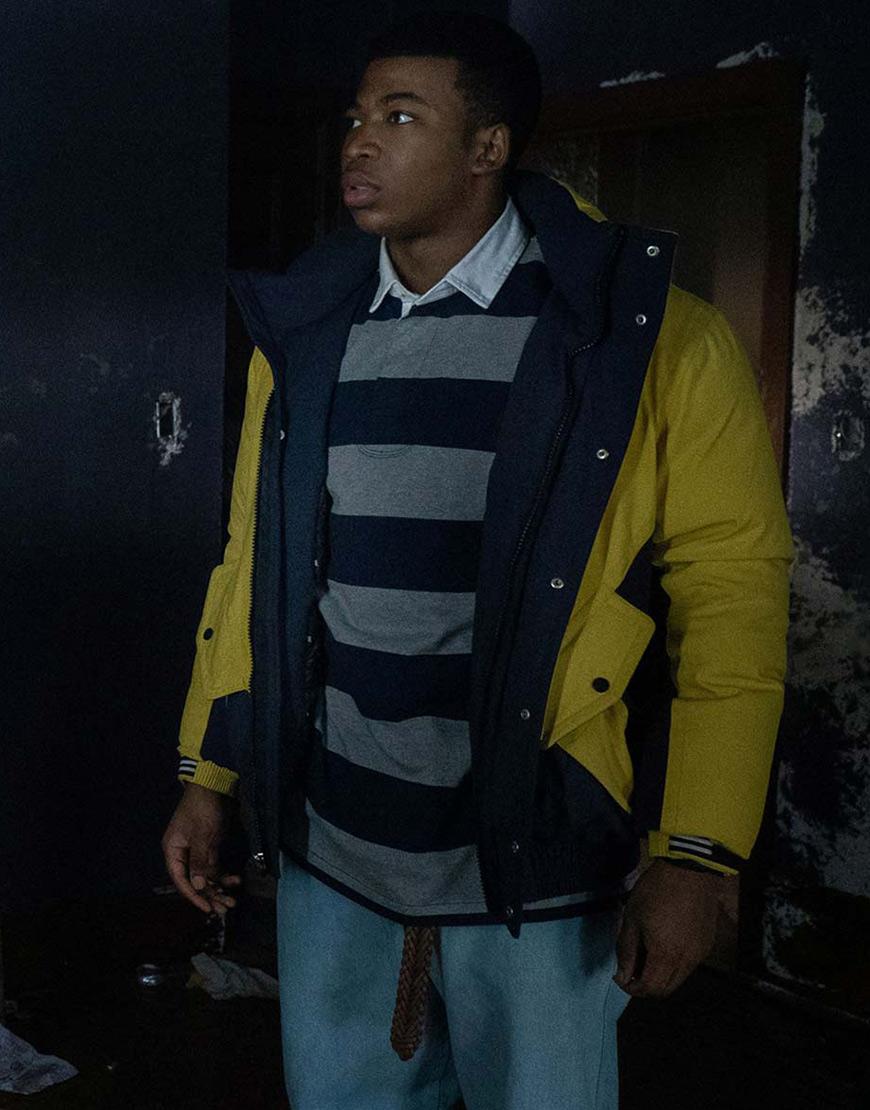 Power Book III Raising Kanan Mekai Curtis Yellow Jacket
