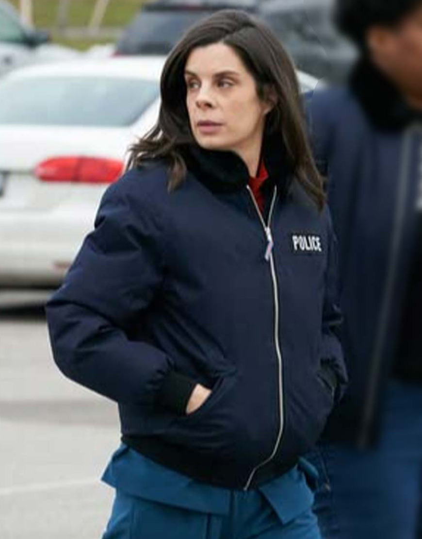 Pretty Hard Cases 2021 Meredith MacNeill Bomber Jacket