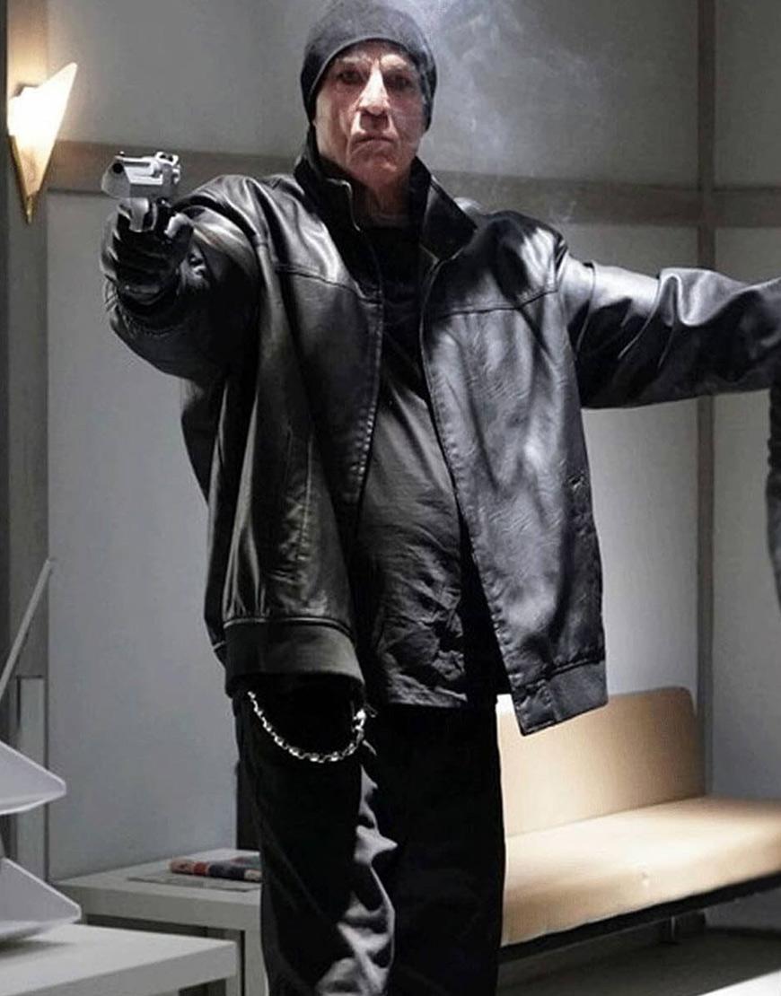 Prisoners Of The Ghostland 2021 Nick Cassavetes Jacket