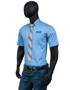 Ryan Reynolds Free Guy Shirt & Tie