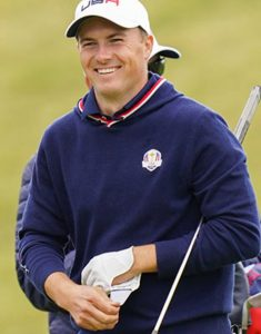 Ryder Cup 2021 Hooded Blue Sweater