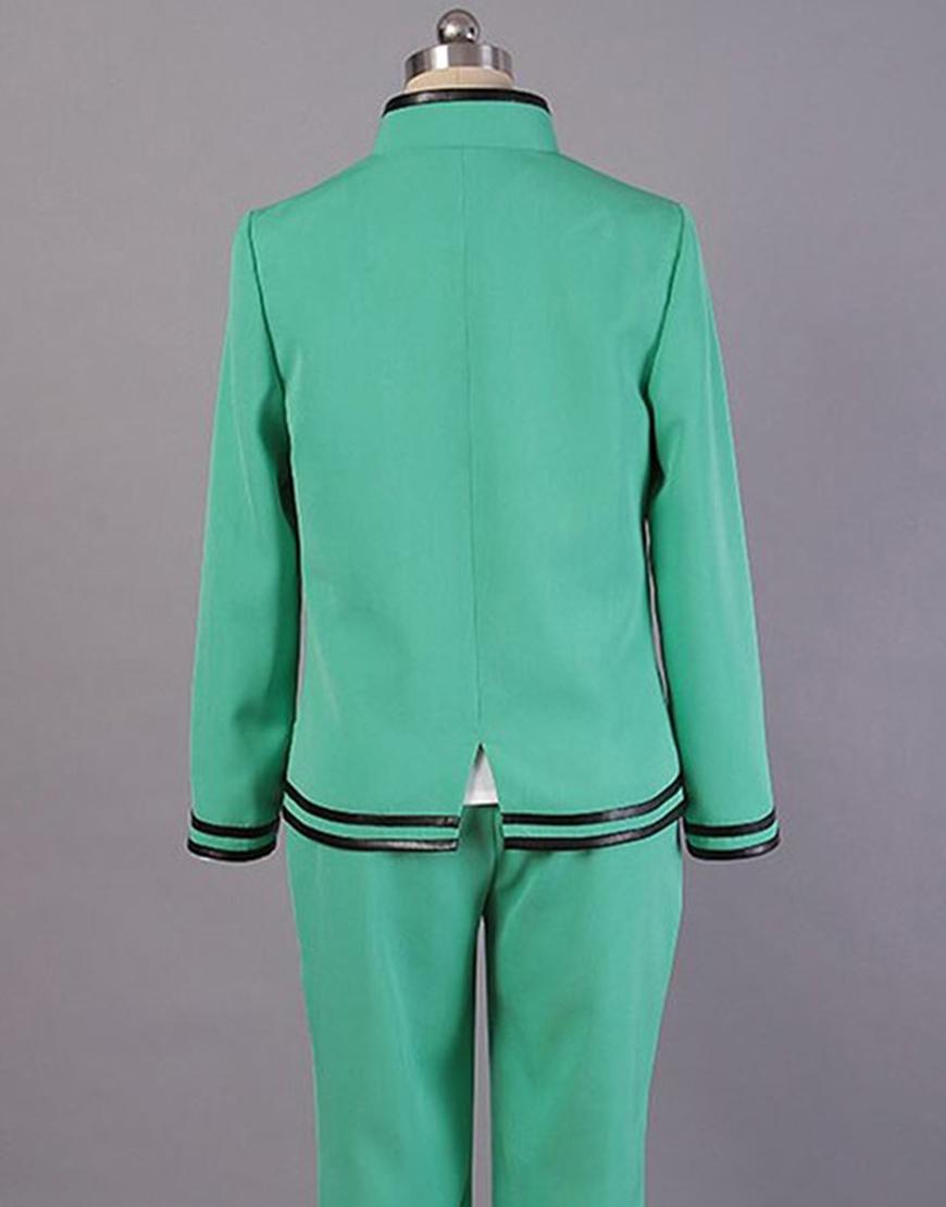 Saiki Kusuo The Disastrous Life Of Saiki K Hiroshi Kamiya Cyan Suit