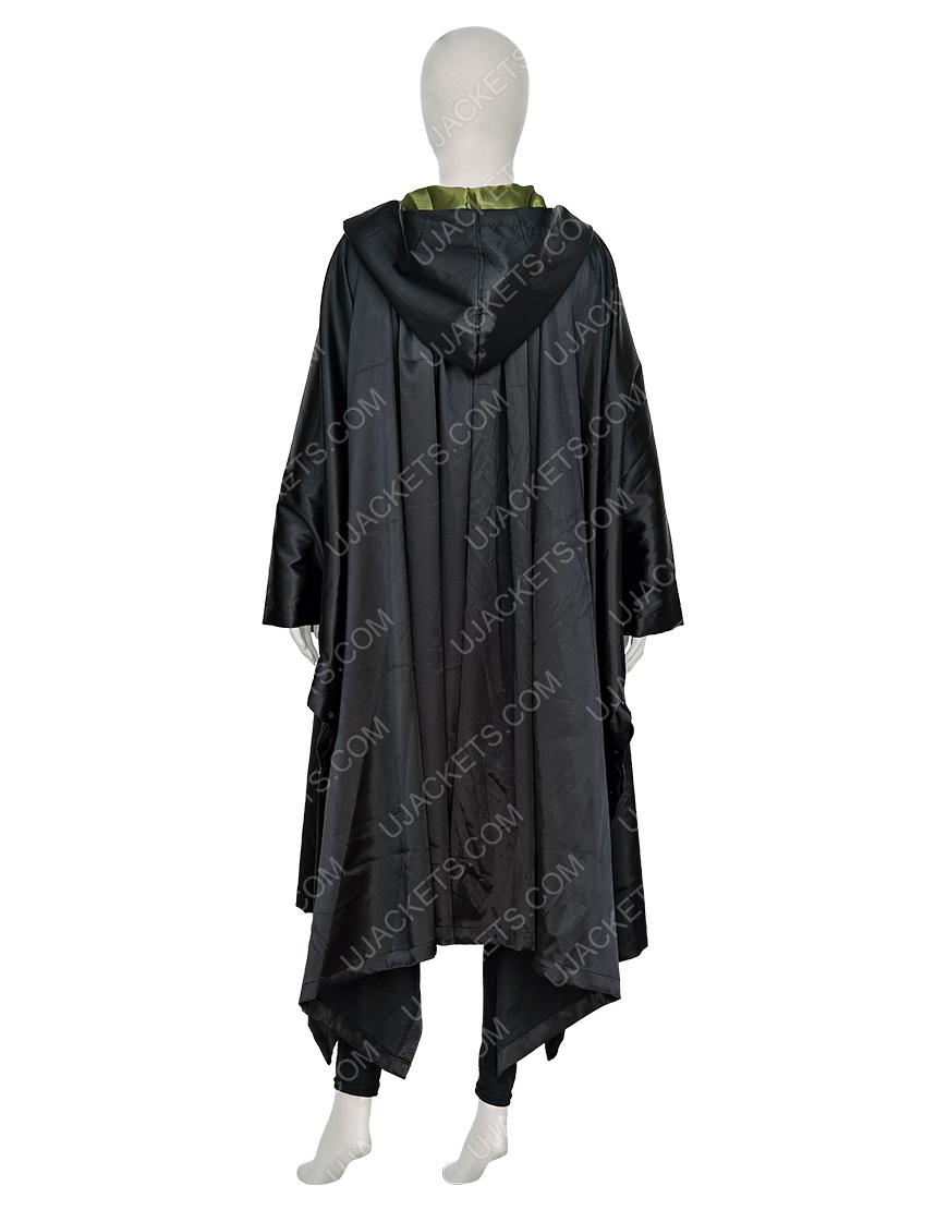 Sylvie Lady Loki 2021 Sophia Di Martino Wool Blend Trench Coat
