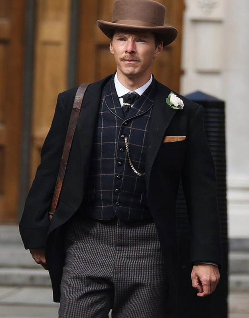 The Electrical Life Of Louis Wain 2021 Benedict Cumberbatch Vest