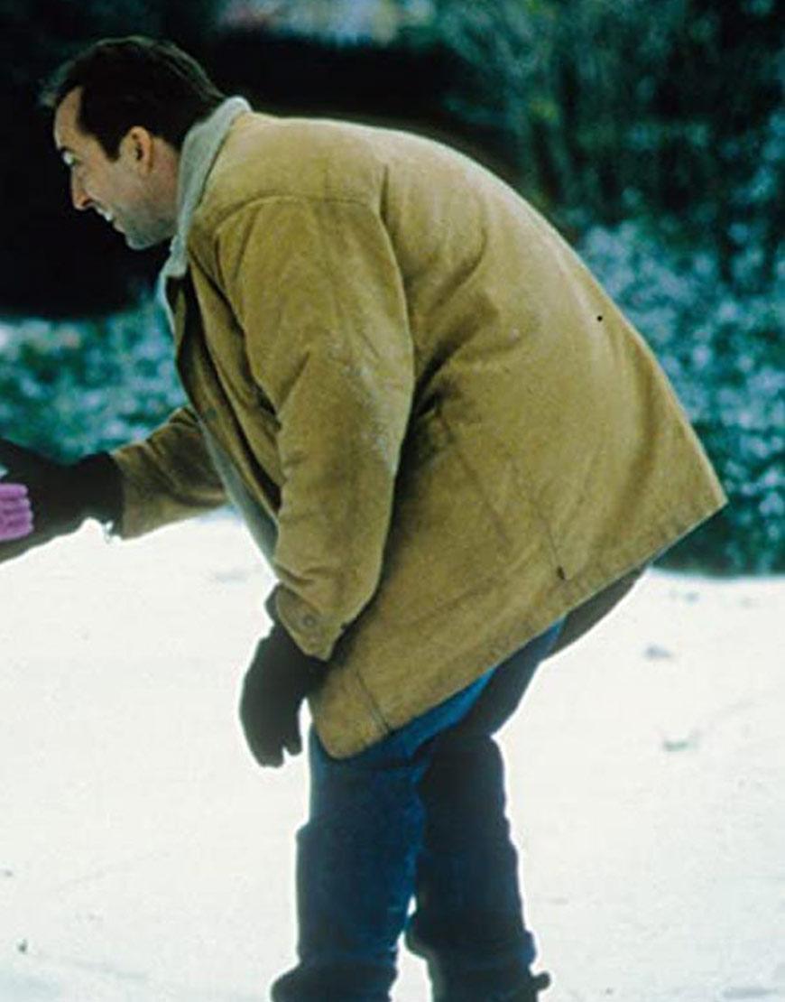 The Family Man Nicolas Cage Coat