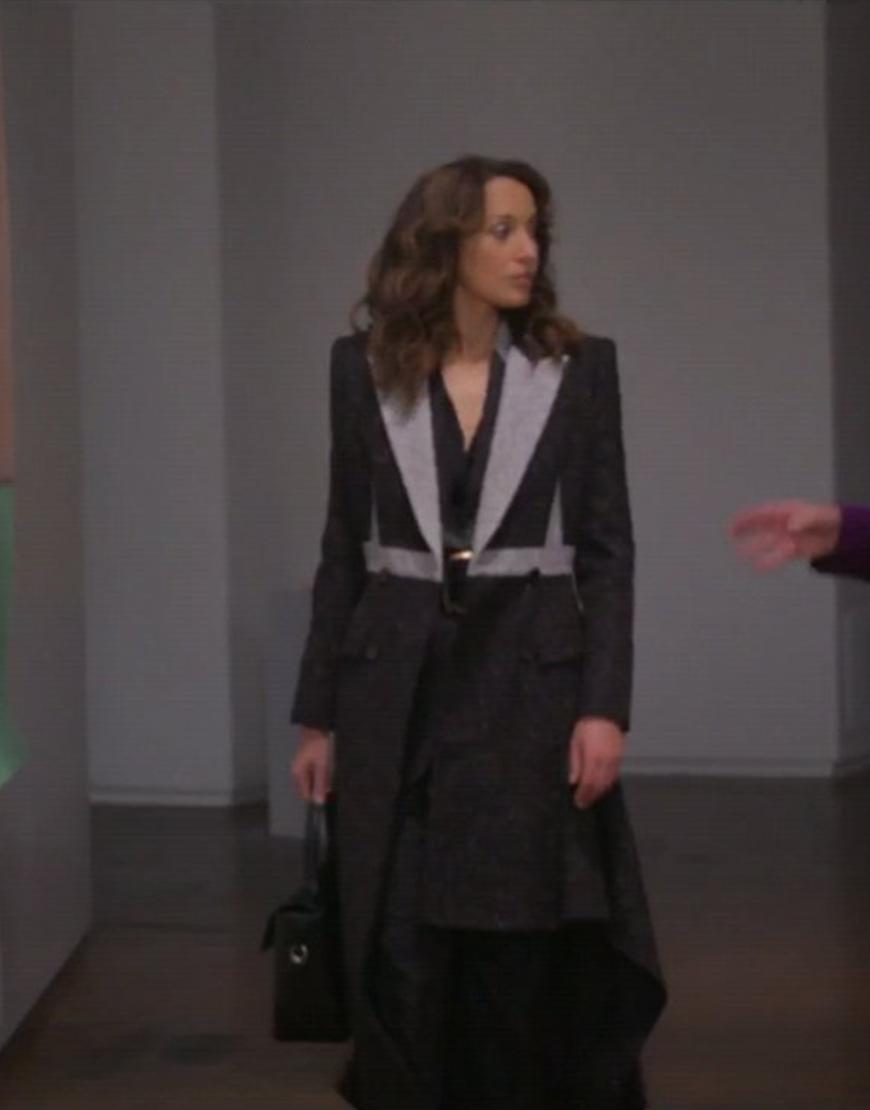 The L Word Generation Q S02 Jennifer Beals Coat